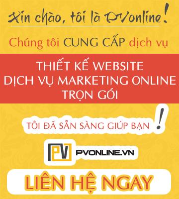 thiết kế website tại Quảng Ngãi tốt nhất